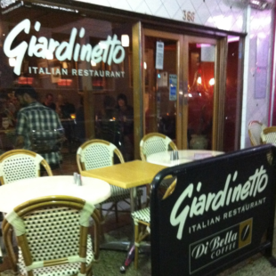 Giardinetto – Italian Restaurant review (Brisbane)